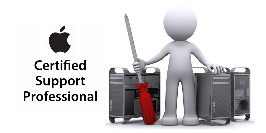 Study for Apple OSX Certified Support Professional (ACSP) Certification in Milwaukee metropoliatan area – new course at MATC