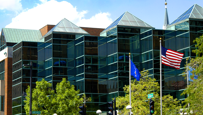 MATC-Downtown-Milwaukee-Campus-Location