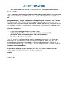 Download IT Computer Support Cover Letter