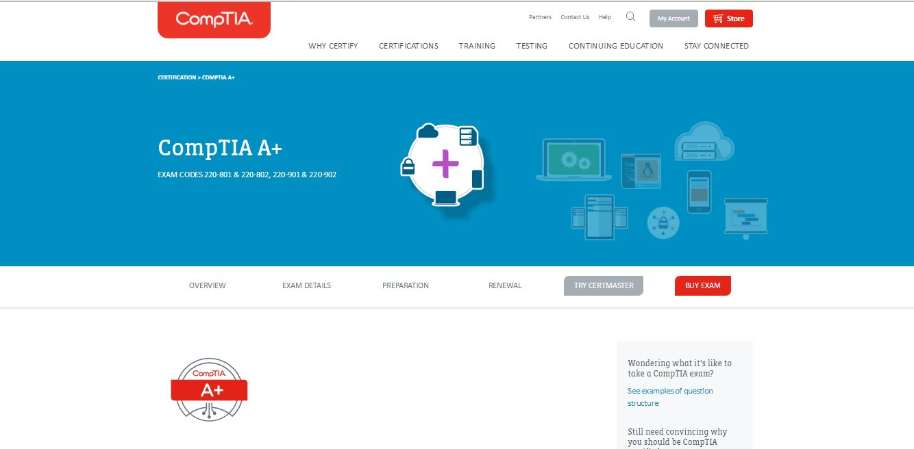 Prepare And Get Certified For Comptia A Plus Certification In