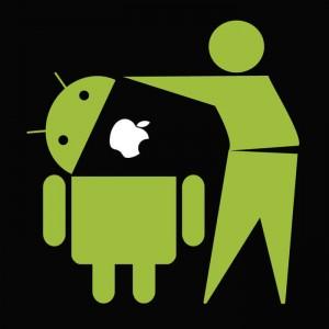 Apple-in-dust-bin-android