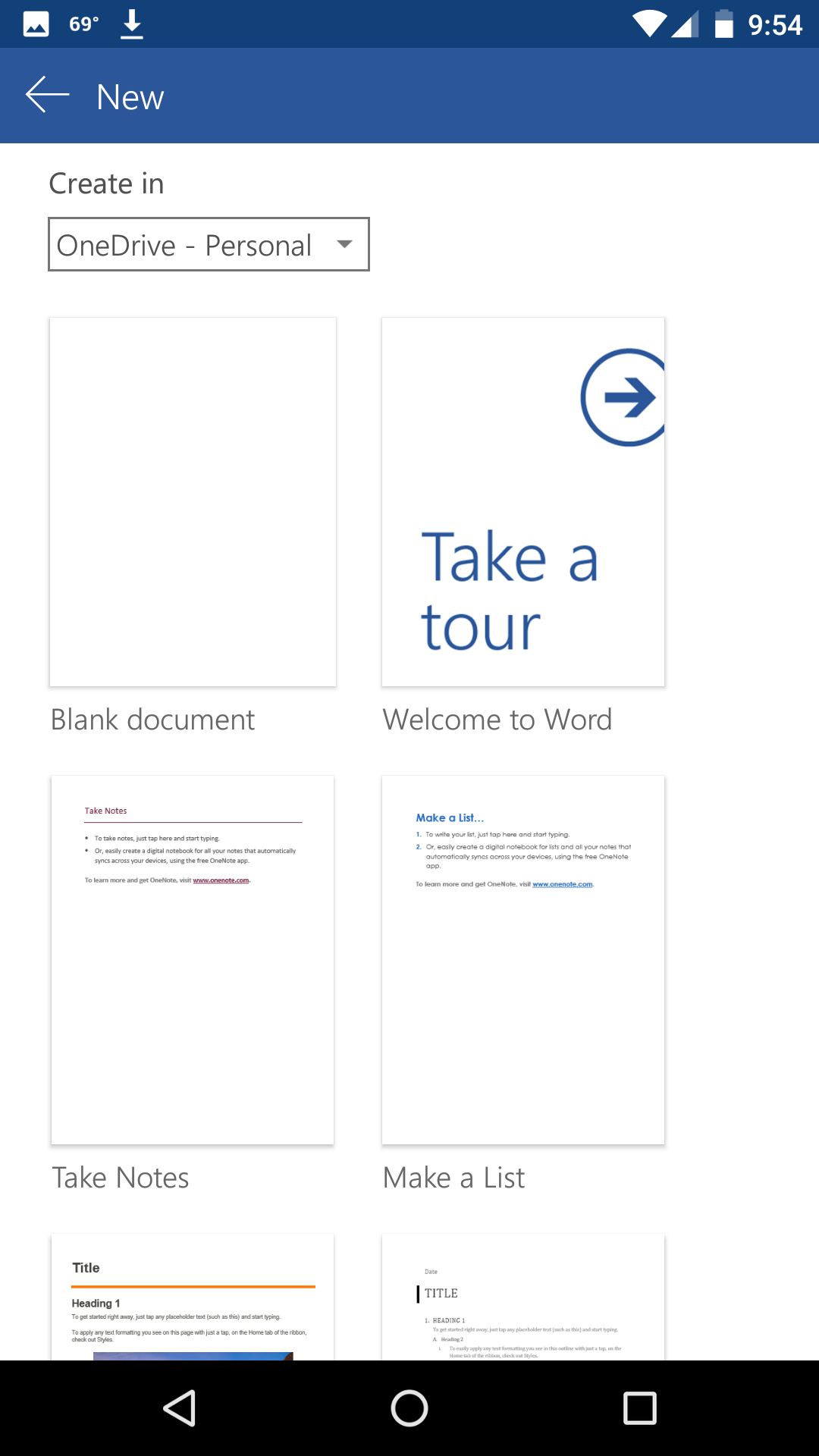 How To Edit MS Office Documents on Android Phones - MATC Information
