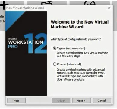 How to install Window 10 using VMWare Workstation