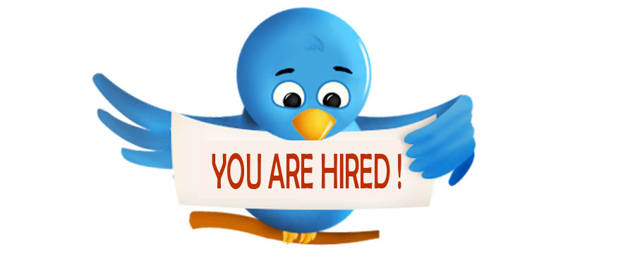 How to find your IT (Information Technology) job or internship using Twitter