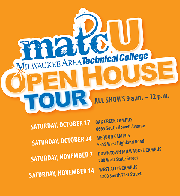 IT Computer Support Program is featured as part of MATC Open Houses