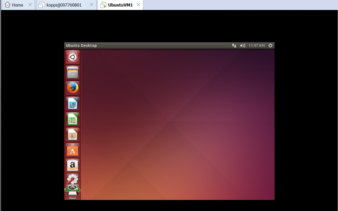 How to Create a Virtual Machine Running Ubuntu Linux with WMware Workstation