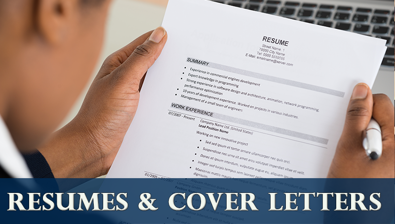 Key Considerations when Creating a resume and cover letter for IT Computer Support Job