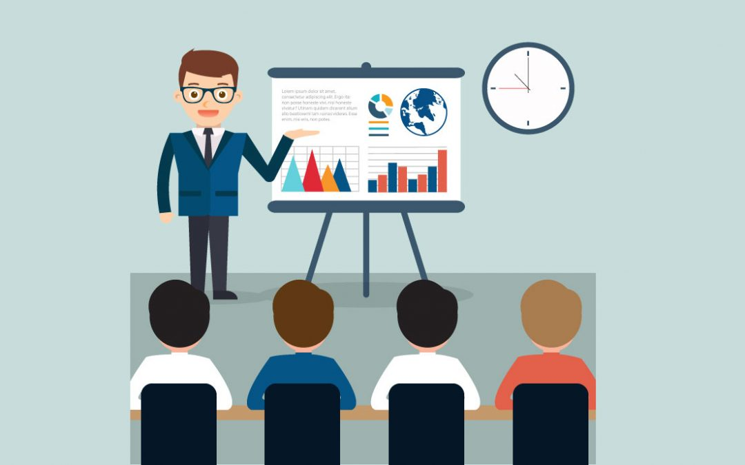 Steps to improve your presentation skills to get a job during interview