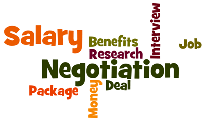 How to negotiate salary and benefits for IT Computer Support Job